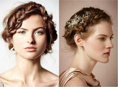vogue wedding hairstyles - Google Search