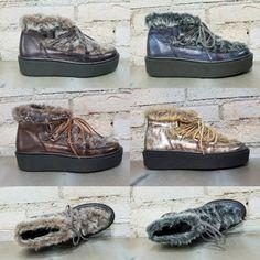 #otoño #invierno2017 #hee #zapatos #piel #HechoEnEspaña #trendy #tendencia #metalizado #pelo #botinesdepiel #look #fashion #style #outfit #zapateria #AdelaGil #cclosvalles #colladovillalba #torrelodones #madrid #tiendamultimarca #AdelaGilLosValles #calzadodepiel Venta online www.adelagilcomplementos.com