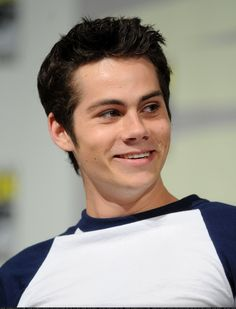 Dylan O'Brien. Sorry I'm not sorry.