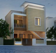 small modern homes beautiful 4 bhk contemporary modern simple rh pinterest com