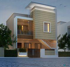 small modern homes beautiful 4 bhk contemporary modern simple rh pinterest com