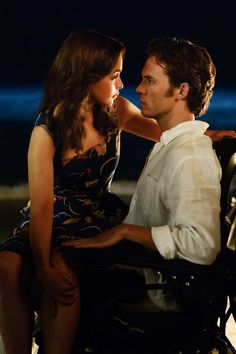 Swoon Over These Gorgeous Me Before You Movie Photos