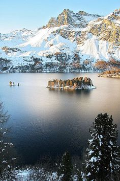 ✯ Lac De Sils, Switzerland