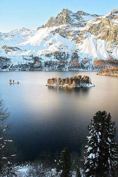 ✯ Lac De Sils, Switzerland