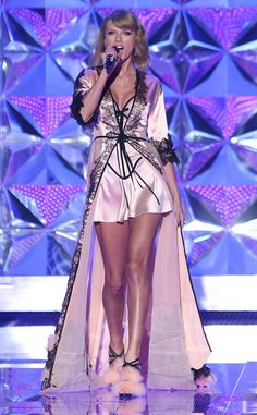 Taylor Swift from 2014 Victoria's Secret Fashion Show | E! Online
