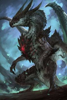 Beautiful pictures of dragons Dragon art and drawings Monster Design, Monster Art, Creature Concept Art, Creature Design, Mythological Creatures, Mythical Creatures, Design Dragon, Dragon Artwork, Cool Dragons
