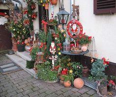 Mein Schöner Garten Weihnachtsdeko weihnachtsdeko auf der terrasse wohnen und garten foto волшебная