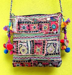 Hey, I found this really awesome Etsy listing at https://www.etsy.com/listing/182137984/gypsy-indian-banjara-tribal-bag-handbag