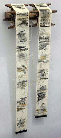 Paper + Book + Art | 紙 + 著作 + アート | книга + бумага + статья | Papier + Livre + Créations Artistiques | Carta + Libro + Arte | Kathy Miller | Artist