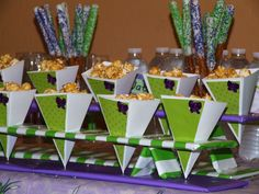 1000 Images About Baby Shower Green And Purple On Pinterest Baby Shower Gr