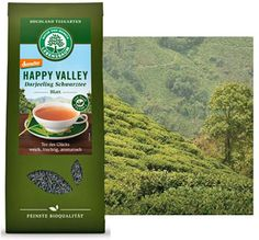 "Happy Valley Biological Darjeeling Tea from Lebensbaum has been elected as ""Biological Brand of the Year 2013"" by a German food expert jury."