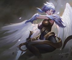 Riven, Dao Le Trong on ArtStation at https://www.artstation.com/artwork/XVzgD