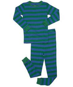 71f2211cbf4 Leveret Striped 2 Piece Pajama Set 100% Cotton (8 Years