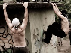 Parkour conditioning