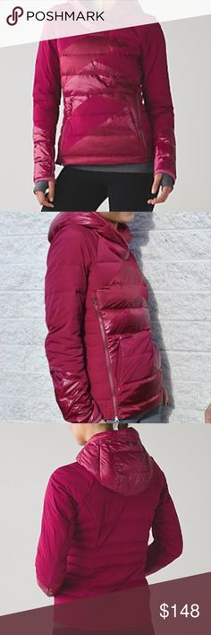 Lululemon down pullover Coat new with tags Lululemon down pullover Coat lululemon athletica Jackets & Coats Puffers