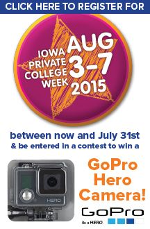 Iowa Private Colleges and Universities - Iowa Private College Week