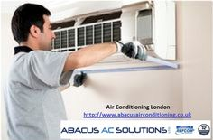 Abacus AC Solutions Ltd provides various air conditioning services in London, Oxfordshire, Colchester and other diverse areas of UK.