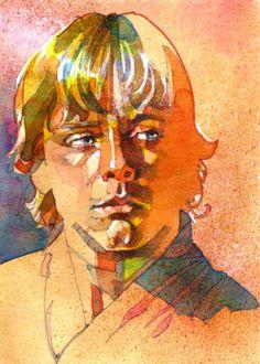 Luke Galaxy 7