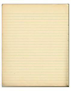 Vintage Antique ledger digital paper  (lined blank antique tinge) 1208x1508px