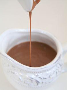 Nougatsås gott till glass eller andra efterrätter | Jennys Matblogg | Damernas Värld