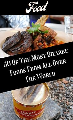You might be surprised to find that embryos and fried tarantulas are quite the delicacy in some parts of the world. #50 #BizarreFoods #World Pork Chop Recipes, Ground Beef Recipes, Shrimp Recipes, Salmon Recipes, Chicken Recipes, Healthy Dinner Recipes, Keto Recipes, Vegetarian Recipes, Fall Nails