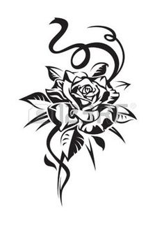 Tattoo Designs Stock Photos And Images Free Tattoo Designs, Flower Tattoo Designs, Tattoo Lettering Alphabet, Black Butterfly Tattoo, Wedding Cake Boxes, Photo Libre, Best Friend Tattoos, Bohemian Art, Rose Art