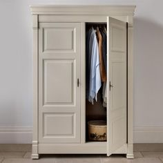 Wardrobe by AND SO TO BED.