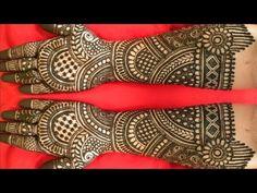 Mehndi Designs Front Hand, Legs Mehndi Design, Stylish Mehndi Designs, Latest Bridal Mehndi Designs, Full Hand Mehndi Designs, Mehndi Designs 2018, Mehndi Designs For Beginners, Mehndi Design Photos, New Bridal Mehndi Designs