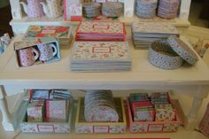 Miniatures - inspired by Cath Kidston designs