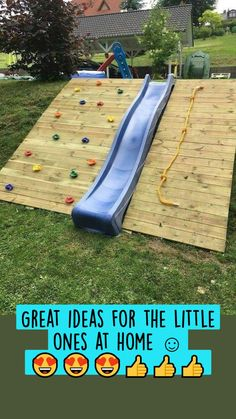 Backyard Playground, Fire Pit Backyard, Backyard For Kids, Chickens Backyard, Playground Ideas, Outdoor Fun, Outdoor Play Ideas, Mobile Home Exteriors, Cool Kids Rooms