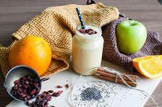 Toto smoothie vás nabije energiou na celý deň., #Fit #Vegánskerecepty Omega 3, Camembert Cheese, Fit