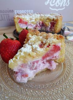 Torte Cake, Dessert Recipes, Desserts, Biscotti, Finger Foods, Cupcake Cakes, Cheesecake, Food And Drink, Eat