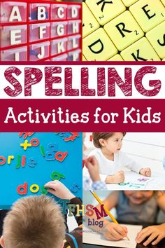 This huge list of homeschool spelling printables, activities, resources, and more will help your child remember his/her spelling words! #homeschool #homeschooling #spelling #spellingactivities #spellingwords #spellingpractice #teachingspelling Spelling Words List, Spelling Games, Spelling Practice, Spelling Activities, Writing Activities, Phonics Rules, Abc Phonics, Fun Learning, Teaching Kids