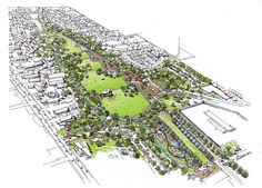 thesis on waterfront development