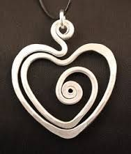 hand crafted wire and stone diy jewelry - Google Search