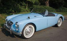 1962 MGA Roadster