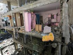 Palestinian Homes indiscriminately destroyed with no proven evidence of it being occupied by terrorists