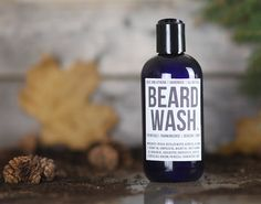 Father's Day gift idea guide up on the blog. Dave & Athena's Beard Wash made the list!