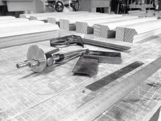Joinery layout tools