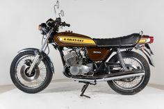 Catawiki online auction house: Kawasaki Mack 3 H1F 500cc - 1975