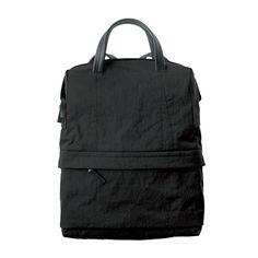 Potalco Hammer Backpack, $575, Bridge Travel Bag | Shop Cooper Hewitt