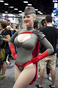 Red Son Power Girl