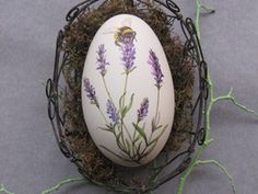 Diy Ostern, Egg Art, Egg Decorating, Easter Crafts, Happy Easter, Poland, Easter Eggs, Christmas Decorations, Holidays
