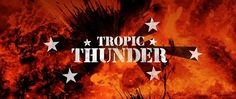 "This is ""Tropic Thunder Titles"" by JONNY LAYTON on Vimeo, the home for high quality videos and the people who love them. Opening Credits, Title Sequence, Thunder, Tropical, Movie Posters, Channel, Film Poster, Popcorn Posters, Billboard"
