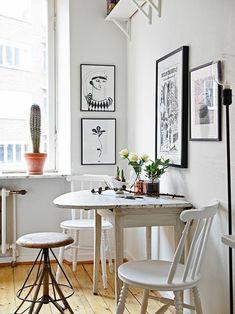 Küchen Ideen   30 Einrichtungsideen, Wie Sie Den Kleinen Raum Gestalten