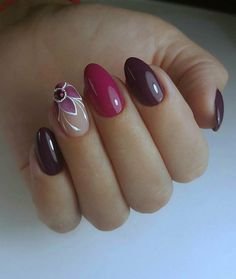 Hey there lovers of nail art! In this post we are going to share with you some Magnificent Nail Art Designs that are going to catch your eye and that you will want to copy for sure. Nail art is gaining more… Read Pretty Nail Art, Beautiful Nail Art, Gorgeous Nails, New Nail Art Design, Nail Art Designs, Design Art, Design Ideas, Manicure E Pedicure, Manicure Ideas
