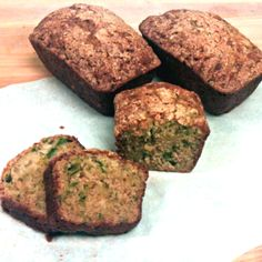 Try our most delicious gluten-free zucchini bread recipe. It's simple to make and the whole family will love it. Gluten Free Quick Bread, Gluten Free Zucchini Bread, Zucchini Bread Recipes, Gluten Free Baking, Gluten Free Desserts, Gluten Free Recipes, Zuchinni Bread, Clean Eating, Healthy Eating