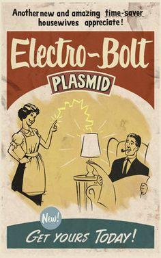 Bioshock Ads