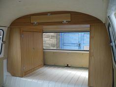 Gallery For > Diy Camper Interior