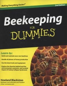 """Beekeeping for Dummies ...  I have this book and it's really good! It is my """"go to"""" book."""